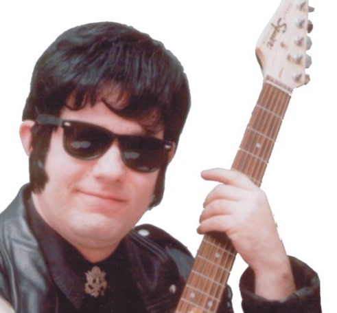 Dave as Roy Orbison
